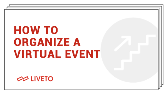 How to organize a virtual event
