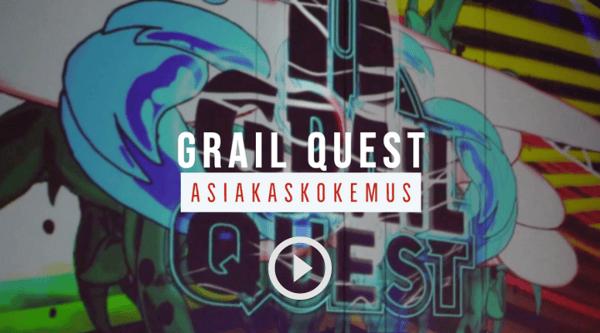 Asiakaskokemus Grail Quest