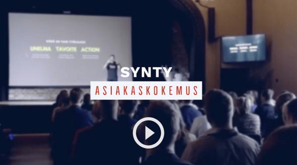 Bisnestapahtuma #Synty