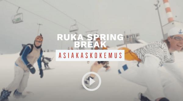 Ruka Spring Break