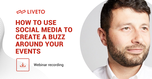 How to Use Social Media to Create a Buzz Around Your Events